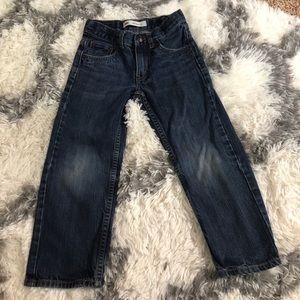 Boys 505 Levi Jeans